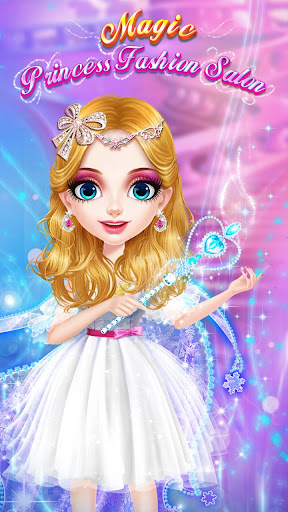 ud83dudc78ud83dudc78Princess Makeup Salon 6 - Magic Fashion Beauty 2.6.5026 screenshots 8