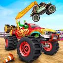 Monster Truck Crash Destruction Derby : Mad Derby