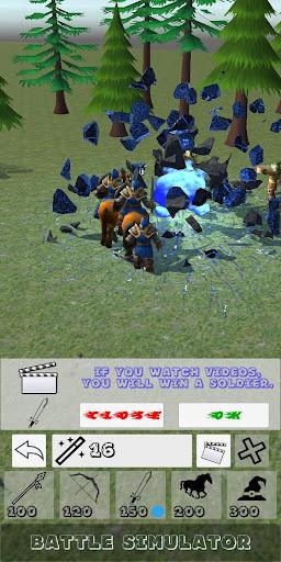 Battle Simulator 4.5 screenshots 8