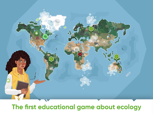 Save Earth.Offline ecology strategy learning game 1.2.019 screenshots 7