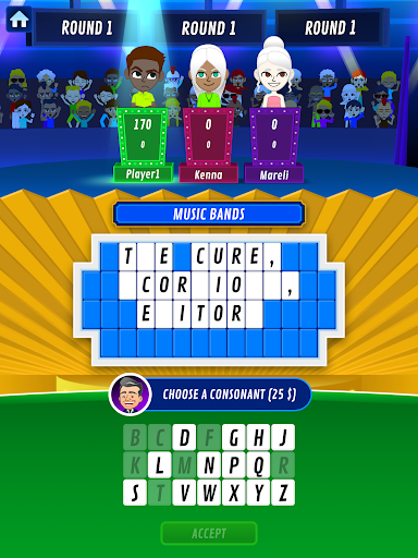 Wheel of Fame 0.6.2 Screenshots 3