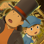 Layton: Unwound Future in HD icon