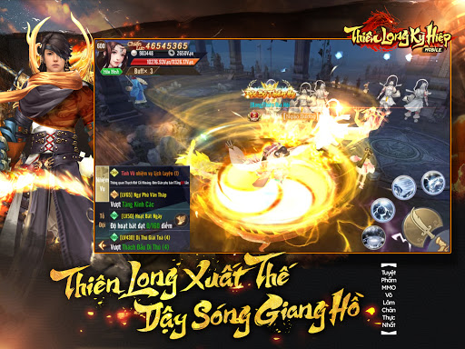 Thiu00ean Long Ku1ef3 Hiu1ec7p screenshots 6