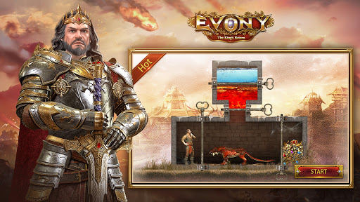 Evony: The King's Return 3.87.8 screenshots 1