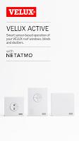 VELUX ACTIVE with NETATMO