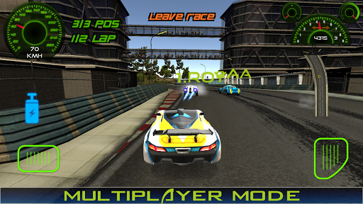 Hyper Car Racing Multiplayer:Super car racing game screenshots 2
