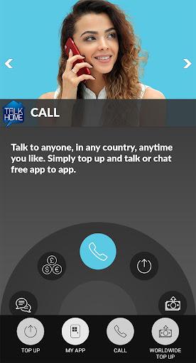 talk home: cheap international calls screenshot 1