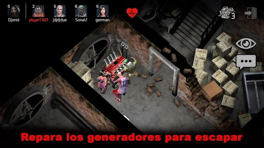 Horrorfield – Horror de Supervivencia Multijugador 3