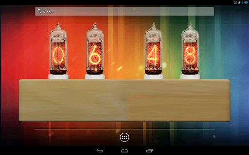 Nixie Tube Clock Widget (LITE) For PC Windows (7, 8, 10, 10X) & Mac Computer Image Number- 10