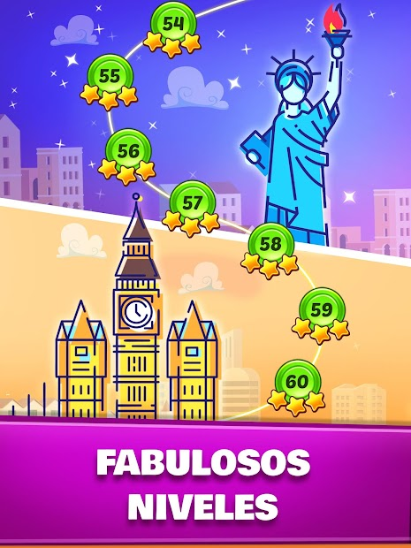 Screenshot 18 de Revienta burbujas - Juego de estallido de burbujas para android