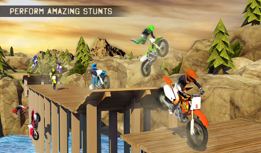 Motocross Race Dirt Bike Games screenshots 14