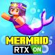 Mermaid Mod - Realistic Tail Addon