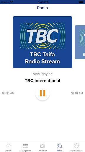TBC Live 1.7 Screenshots 4