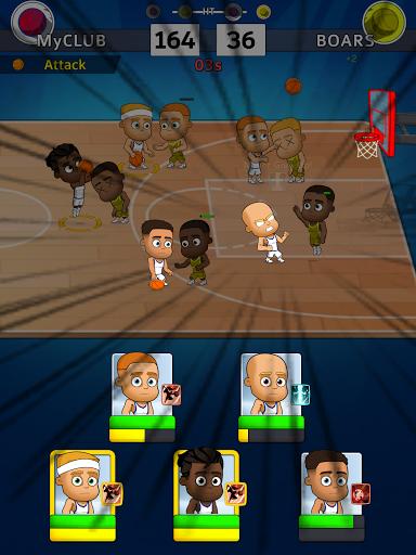 Idle Five Basketball android2mod screenshots 12