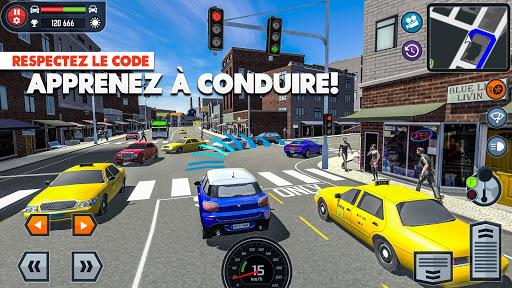 Télécharger 🚗🚦Car Driving School Simulator ⛔🚸 mod apk screenshots 1