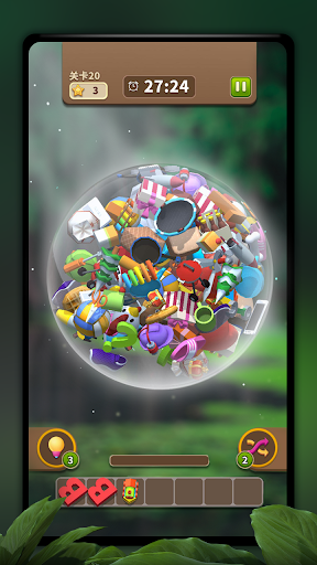Match Triple Bubble - Match 3D & Master Puzzle  screenshots 9