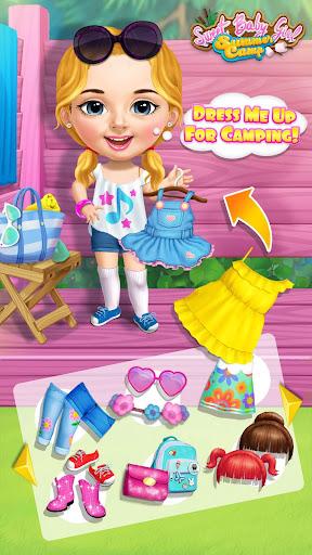 Sweet Baby Girl Summer Camp - Holiday Fun for Kids 7.0.30002 screenshots 3