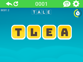 Words Unscramble: Find Words