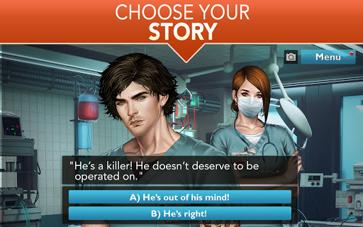Is It Love? Blue Swan Hospital - Choose your story 1.4.406 screenshots 10