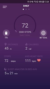 Mi Band App for HRX, 2 and Mi Band 3 Screenshot