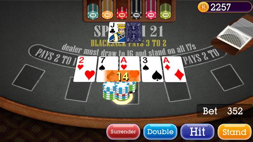 Spanish Blackjack 21  screenshots 7