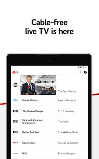 YouTube TV: Live TV & more screenshots 6