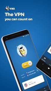 HMA VPN Proxy  WiFi Security, Online Privacy Apk Download NEW 2021 1