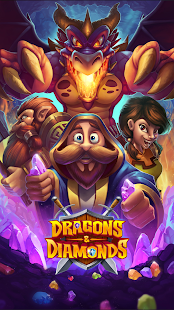 Dragons & Diamonds Screenshot