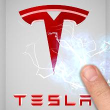 Tesla 3D Wallpaper - Interactive and Customizable APK