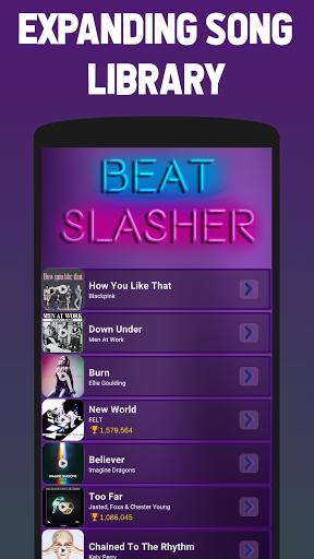Beat Slasher  screenshots 1
