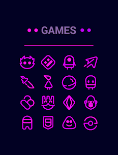 Linebit Gaming – Icon Pack MOD APK 1.2.0 (PATCHED) 5
