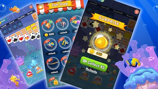 Solitaire Game - Free Coins apkmartins screenshots 1