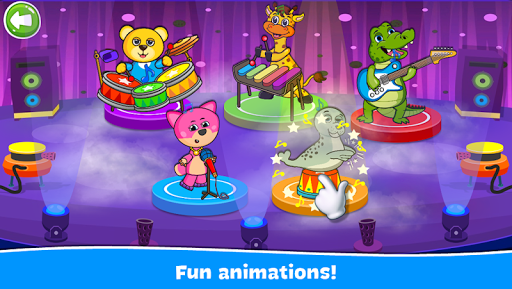 Musical Game for Kids android2mod screenshots 7