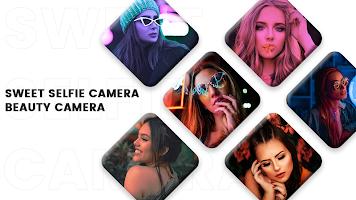 Selfiecam, Photo Editor, Sweet Beauty Camera