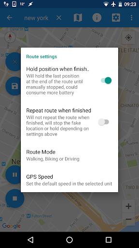 Fake GPS GO Location Spoofer Free apktram screenshots 5