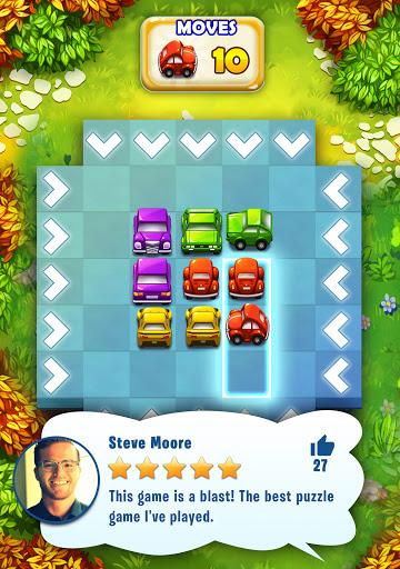 Traffic Puzzle - Match 3 & Car Puzzle Game 2021 1.55.3.327 screenshots 8