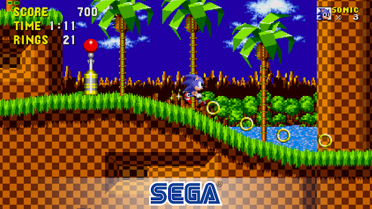 Sonic the Hedgehog Classic Mod APK Download 3.6.7 1