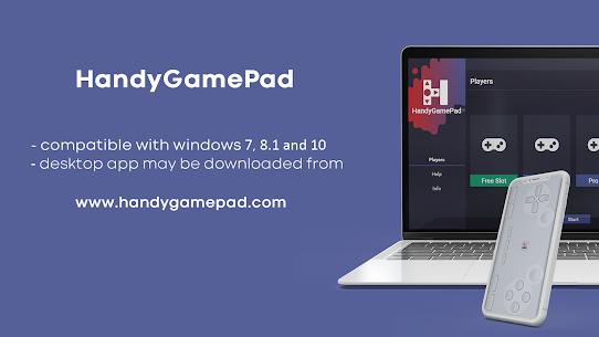 HandyGamePad PRO – mobile gamepad and joystick (MOD APK, Paid) v4.19-pro 2