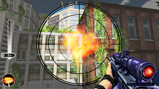 Sniper 3D Shooter – FPS Shooter 2019 Hack for iOS and Android 5