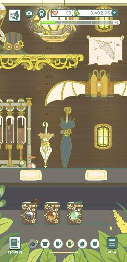 Little Corner Tea House: Knitting room  screenshots 24
