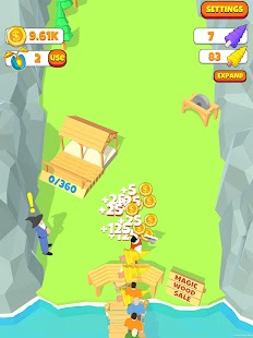Idle Lumberjack 3D Screenshot