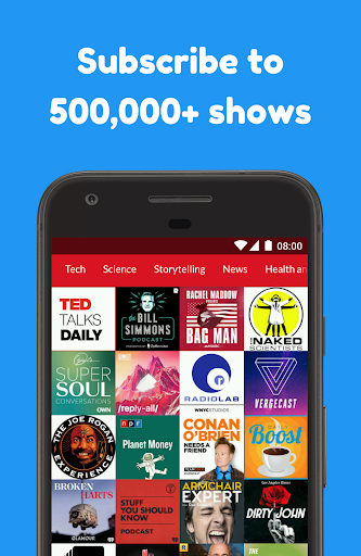 Podcast App: Free & Offline Podcasts by Player FM 4.13.0.60 Screenshots 4