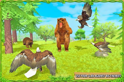 Furious Eagle Family Simulator 1.0 screenshots 4