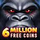 Ape Slots - NEW Vegas Casino & Slot Machine Free