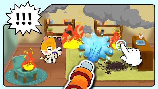 Baby Panda's Fire Safety 8.57.00.00 screenshots 2