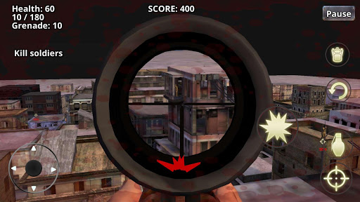 War Battleground WW2 Shooter  screenshots 9