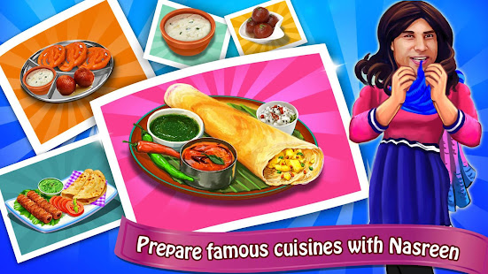 Cooking with Nasreen: Chef Restaurant Cooking Game 1.9.2 Screenshots 4