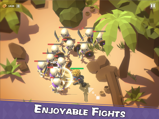 Télécharger Gratuit Kingdom Sword APK MOD (Astuce) screenshots 1