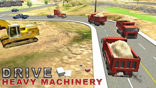Heavy Excavator Simulator PRO 6.0 screenshots 2