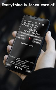 GPS Speedometer and Odometer (Speed Meter) 14.0-beta Screenshots 7